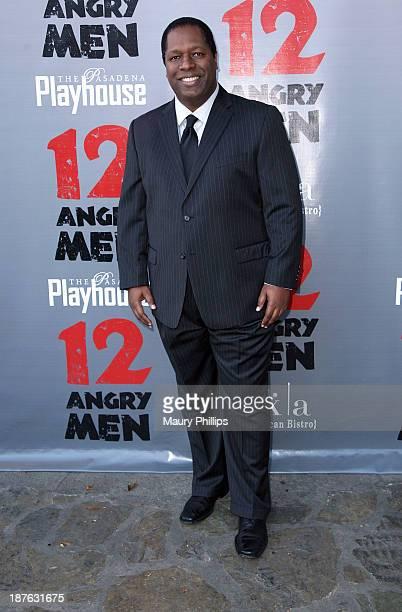 Wren Brown attends '12 Angry Men' at the Pasadena Playhouse on November 10 2013 in Pasadena California