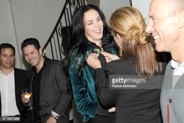 0976d8574 Wren Scott attends CFDA 2010 New Members Party hosted by VERA WANG at The  Home of