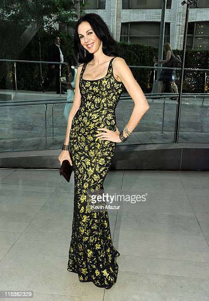 Wren Scott attends the 2011 CFDA Fashion Awards at Alice Tully Hall Lincoln Center on June 6 2011 in New York City