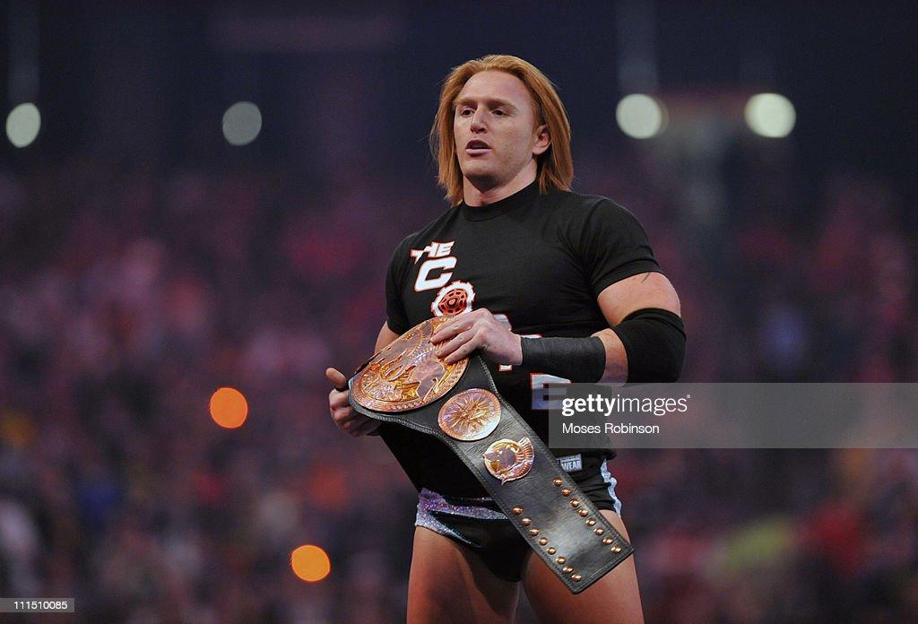 WrestleMania XXVII : News Photo