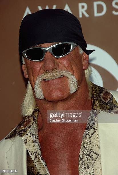 Stephen hogan stock photos and pictures getty images wrestler hulk hogan arrives at the 48th annual grammy awards at the staples center on february pmusecretfo Gallery
