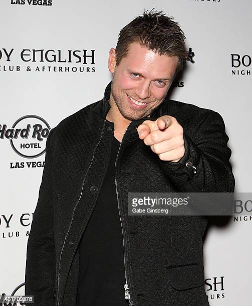 The Miz Stock Photos And Pictures Getty Images