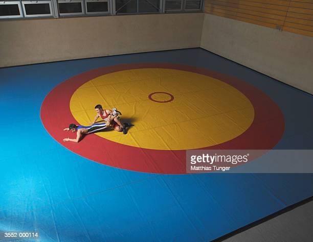 wrestlers - レスリング ストックフォトと画像