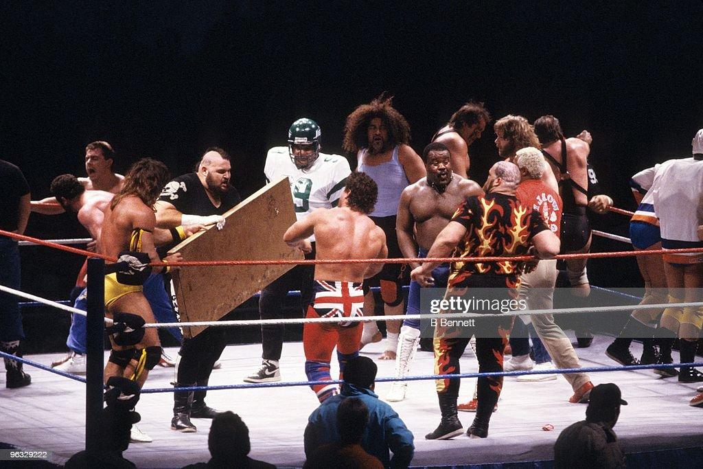 Royal Rumble : ニュース写真