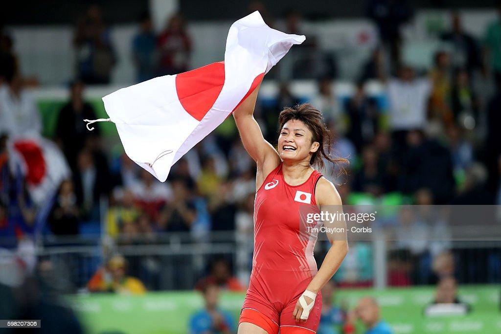 Wrestling - Rio de Janeiro Olympics 2016 : News Photo