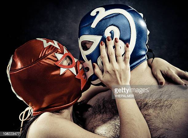 lucha libre tenderness