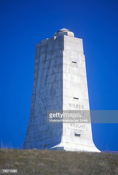 """Wright Brothers National Memorial, Big Kill Devil Hill, North Carolina"""