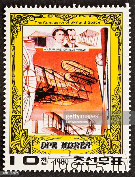 Wright Brothers Stamp