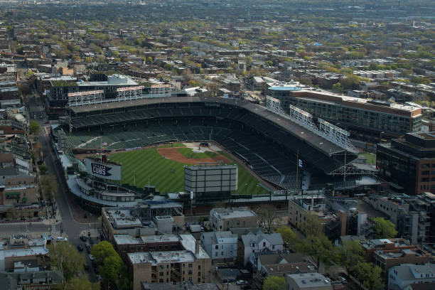 IL: New York Mets v Chicago Cubs