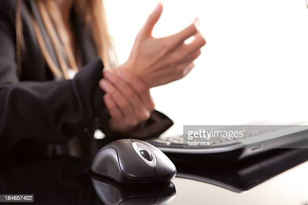 Wrist Pain and Mouse