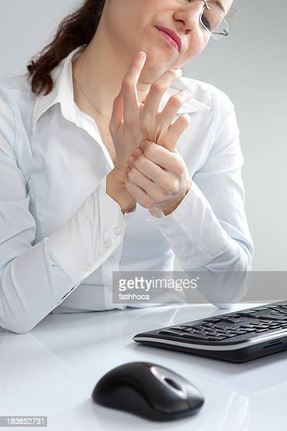 Wrist Pain and Mouse-Keyboard