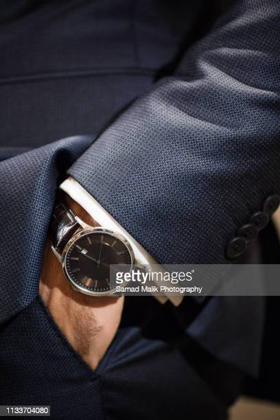 wrist watch - wrist watch stock pictures, royalty-free photos & images