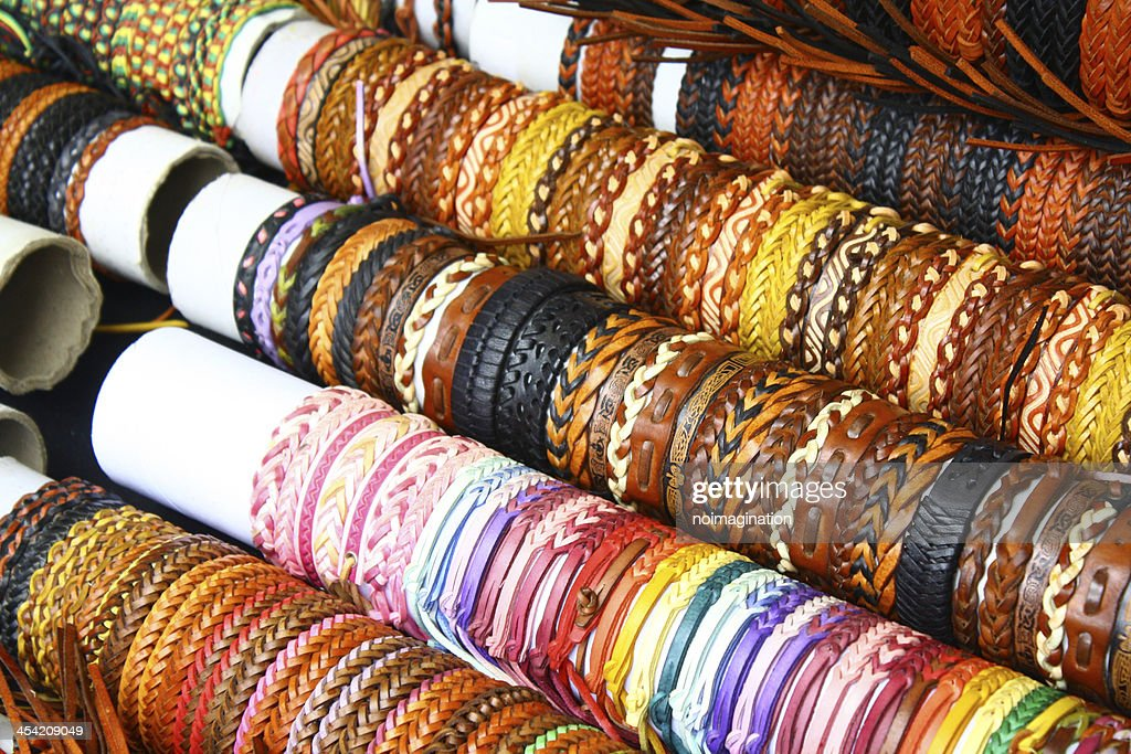 Wristbands : Stock Photo