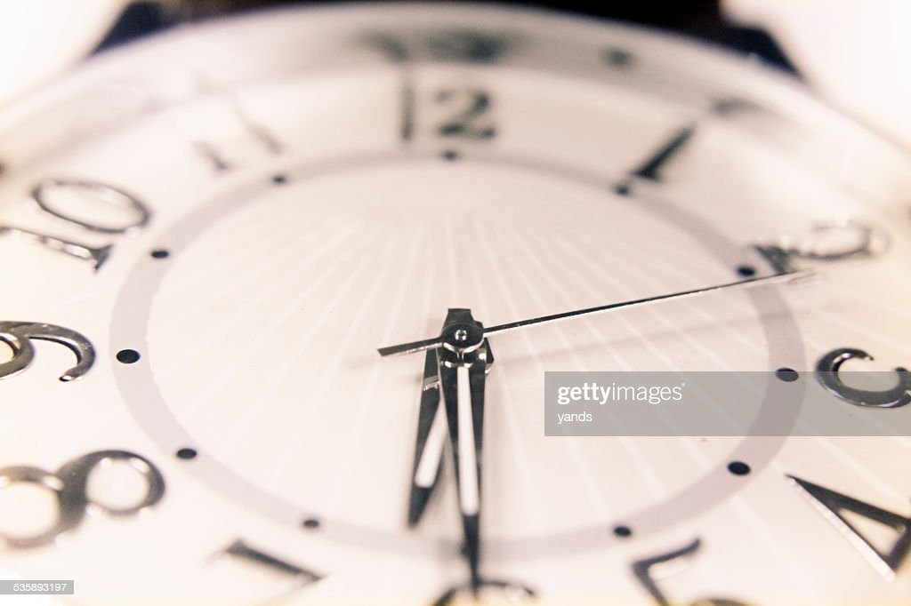 wristwatch Close up : Stock Photo
