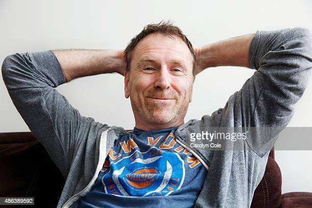 Writer actor and comedian Colin Quinn is photographed for Los Angeles Times on July 21 2015 in New York City PUBLISHED IMAGE CREDIT MUST BE Carolyn...