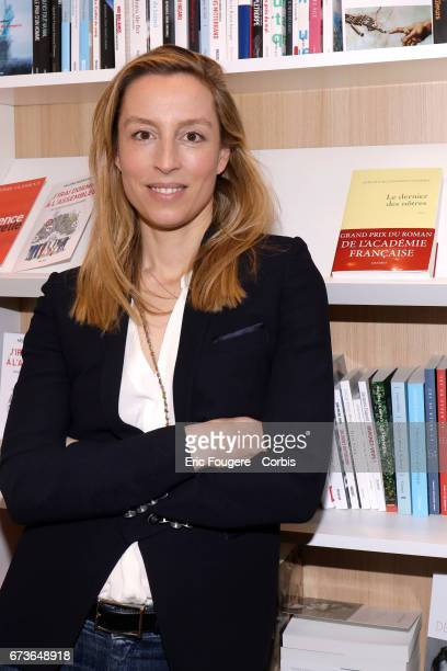 Writer Adelaide de Clermont-Tonnerre poses during a portrait session in Paris, France on .