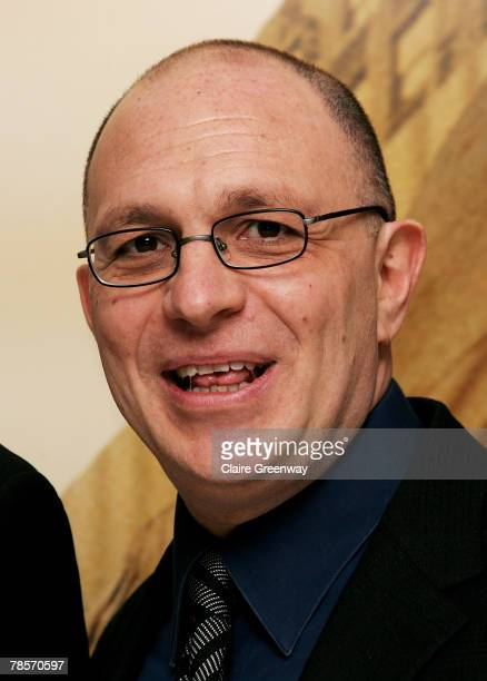 Writer Akiva Goldsman arrives at the UK premiere of I Am Legend at the Odeon Leicester Square on December 19 2007 in London England
