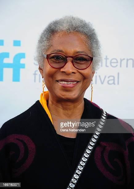 Writer Alice Walker attends Seattle International Film Festival world premiere of 'Alice WalkerBeauty In Truth' at Egyptian Theater Seattle on May 31...