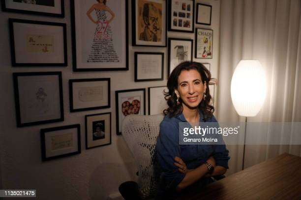 Writer Aline Brosh McKenna is photographed for Los Angeles Times on March 12, 2019 in Los Angeles, California. PUBLISHED IMAGE. CREDIT MUST READ:...