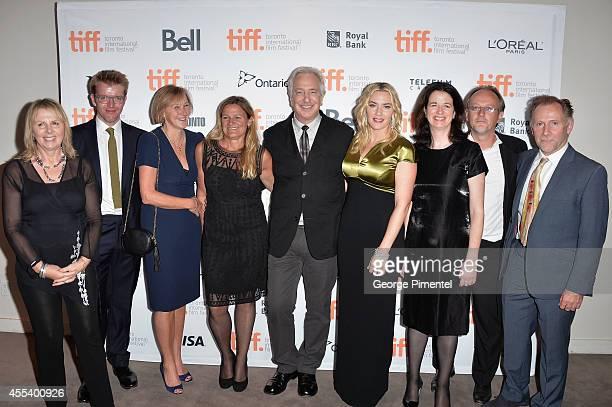 Writer Alison Deegan Composer Peter Gregson Producer Gail Egan Cinematographer Ellen Kuras Director/actor Alan Rickman actress Kate Winslet Producers...