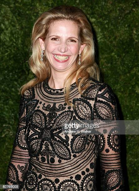 Writer Amanda Foreman attends Duchess after party for Chanel at The Cooper Square Hotel on September 10 2008 in New York City
