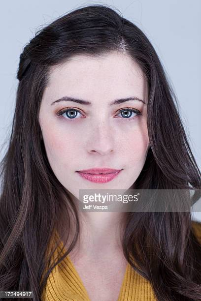 Writer and actress Lauren Anne Miller Lauren Miller is photographed for Self Assignment at the Sundance Film Festival on January 22 2012 in Park City...