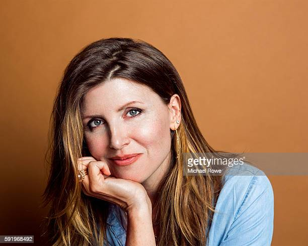 Writer and actress Sharon Horgan is photographed for The Wrap on August 11 2016 in Los Angeles California