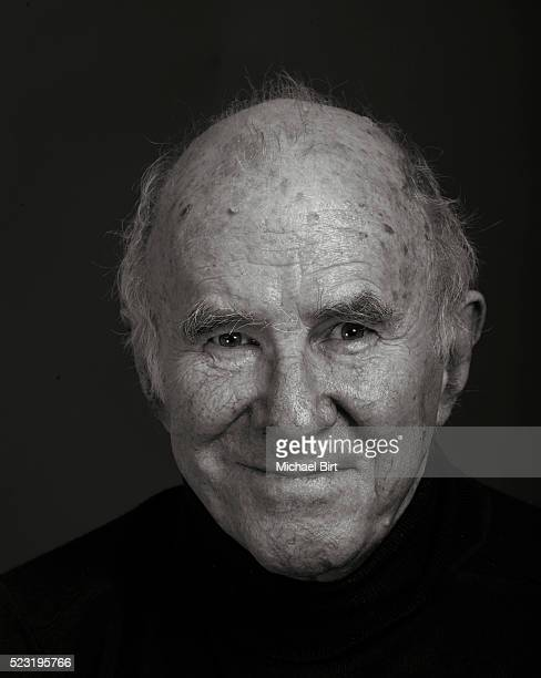 Writer and broadcaster Clive James is photographed for the New Republic magazine on December 12 2012 in Cambridge Cambridgeshire