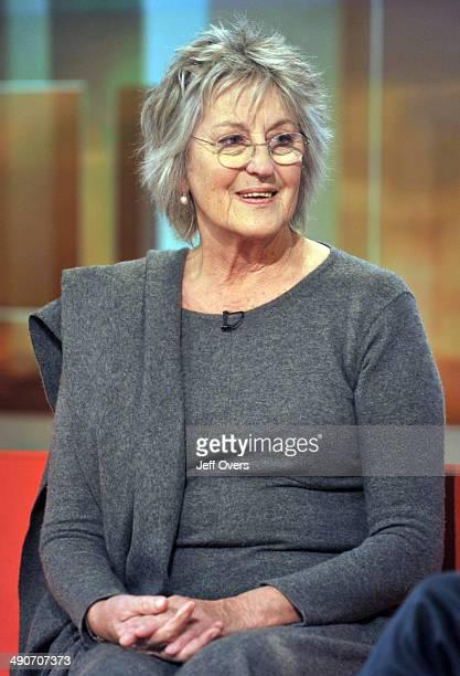Writer and broadcaster Germaine Greer appearing on Breakfast