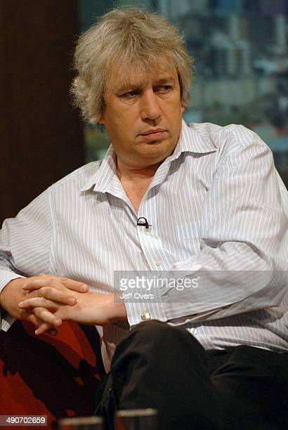 Writer and broadcaster Rod Liddle appearing on The Andrew Marr Show