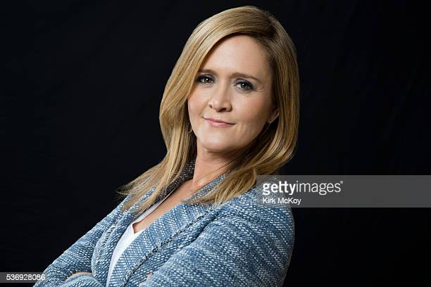 Writer and comedian Samantha Bee is photographed for Los Angeles Times on May 24 2016 in Los Angeles California PUBLISHED IMAGE CREDIT MUST READ Kirk...