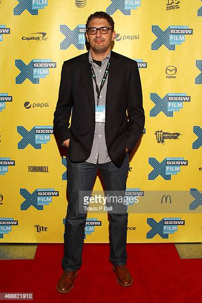 Writer and creator Sam Esmail attends the premiere of Mr Robot during the 2015 SXSW Music Film Interactive Festival at Austin Convention Center on...
