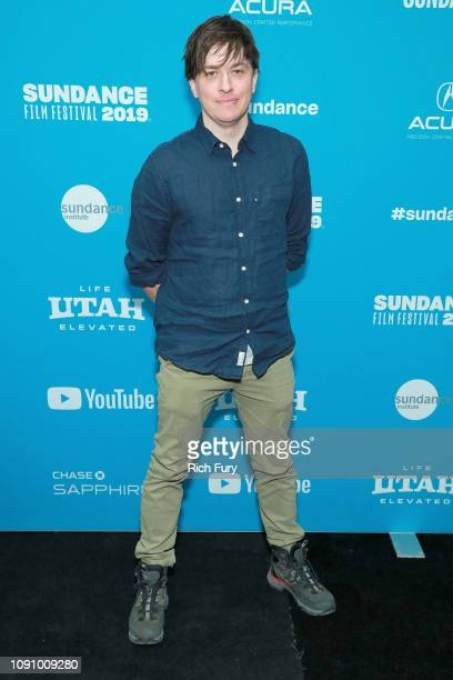 Writer and director Abe Forsythe attends the 'Little Monsters' Premiere during the 2019 Sundance Film Festival at The Marc Theatre on January 29 2019...