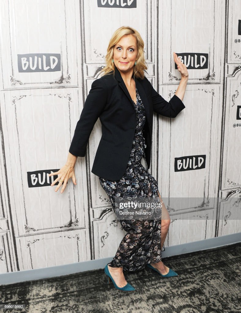"Build Presents Ali Wentworth Discussing ""Nightcap"" Season 2 : News Photo"