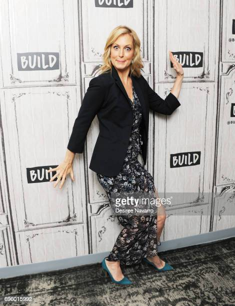 Writer and director Ali Wentworth attends Build to discuss 'Nightcap' Season 2 at Build Studio on June 14 2017 in New York City