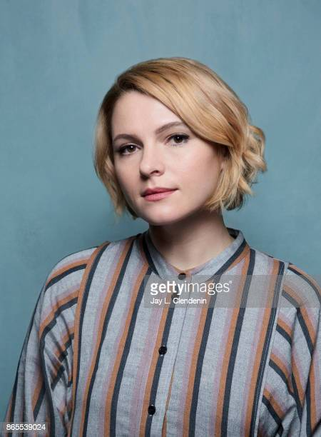 Writer and Director Amy Seimetz from the series 'The Girlfriend Experience' poses for a portrait at the 2017 Toronto International Film Festival for...