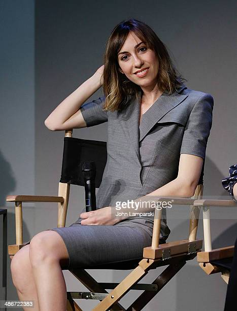 Writer and Director Gia Coppola attends the Apple Store Soho Presents Tribeca Film Festival Gia Coppola And Emma Roberts'Palo Alto' 2014 Tribeca Film...