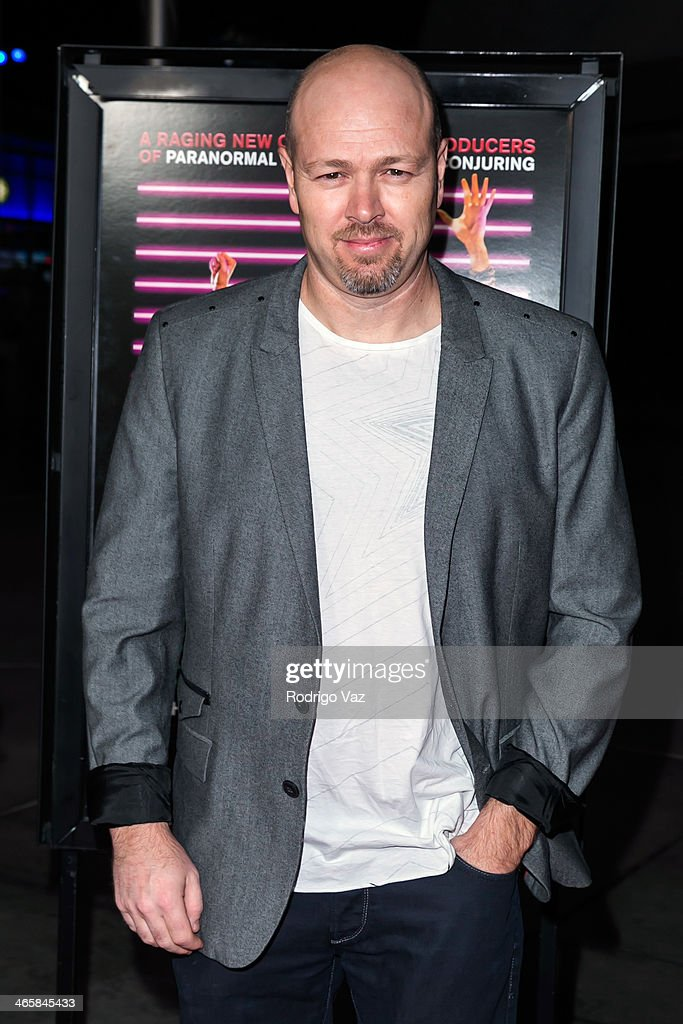 Writer and director Herschel Faber attends the 'Best Night Ever' Los Angeles premiere at ArcLight Cinemas on January 29, 2014 in Hollywood, California.