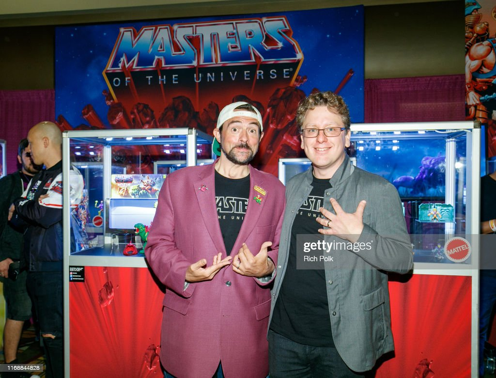 """""""Masters Of The Universe"""" Netflix Show And DC Comic Book Announced At Power-Con 2019 : Nieuwsfoto's"""