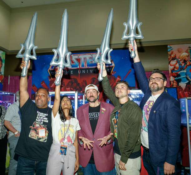 "CA: ""Masters Of The Universe"" Netflix Show And DC Comic Book Announced At Power-Con 2019"