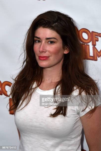 Writer and Director Laura Steinel attends the Rooftop Films NY Premiere of Family at The Well on June 29 2018 in Brooklyn New York