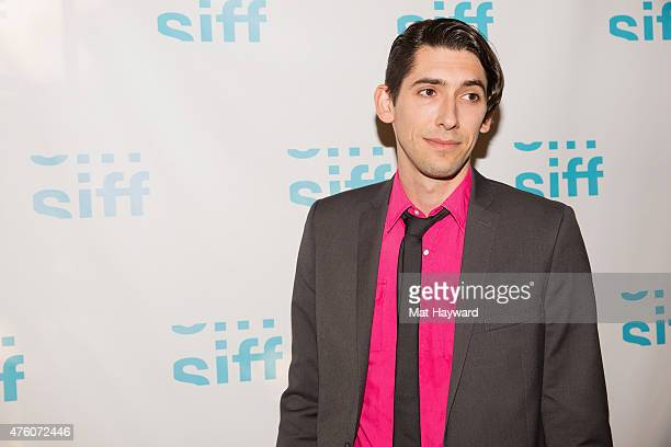 Writer and Director Max Landis attends the premiere of 'Me Him Her' during the Seattle International Film Festival at Harvard Exit Theatre on June 5,...