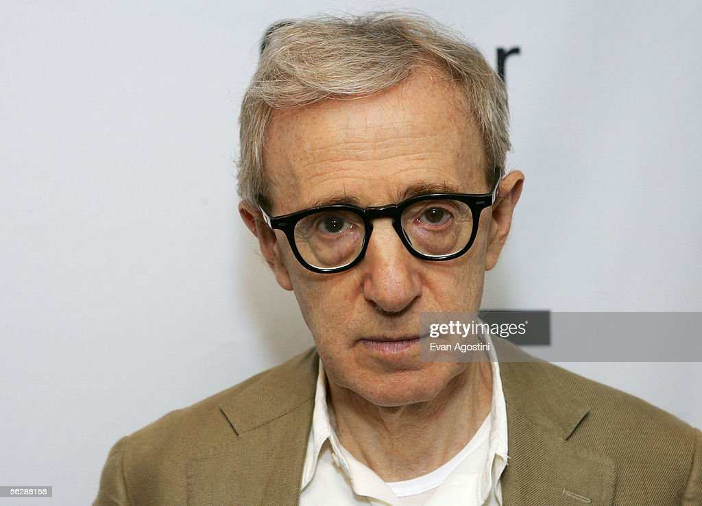 "Film Society Of Lincoln Center Presents ""An Evening With Woody Allen"""