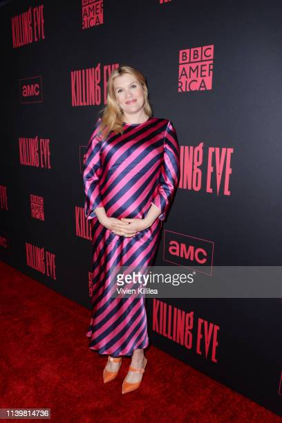 Writer and Executive Producer Emerald Fennell attends the Killing Eve premiere event on April 01 2019 in North Hollywood California