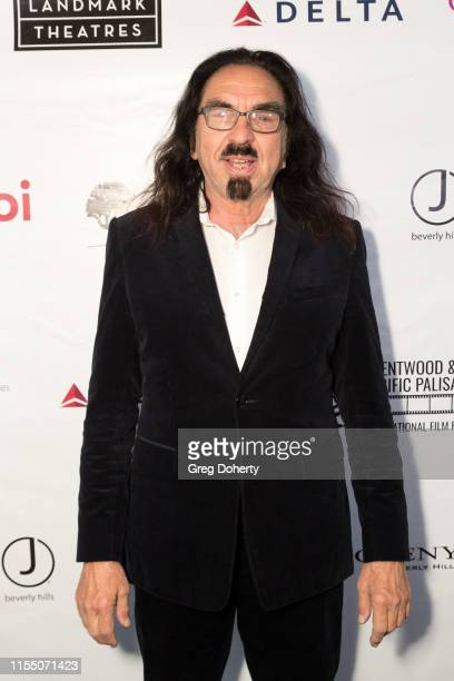Writer and Executive Producer George DiCaprio attends the Brentwood and Pacific Palisades International Film Festival at the Landmark Theater on June...