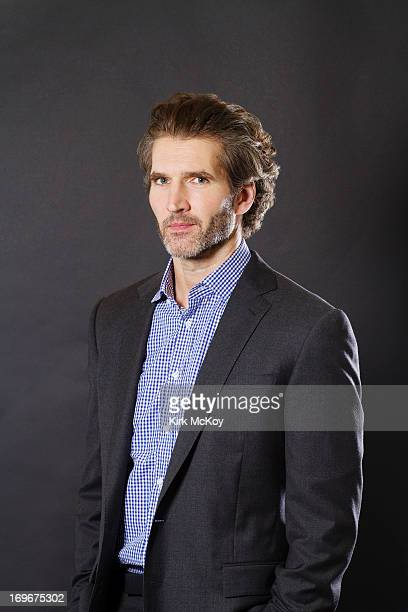 Writer and producer David Benioff is photographed for Los Angeles Times on April 29 2013 in Los Angeles California PUBLISHED IMAGE CREDIT MUST BE...