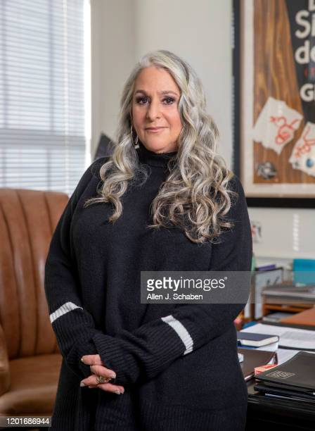 Writer and producer Marta Kauffman is photographed for Los Angeles Times on December 17 2019 in Los Angeles California PUBLISHED IMAGE CREDIT MUST...