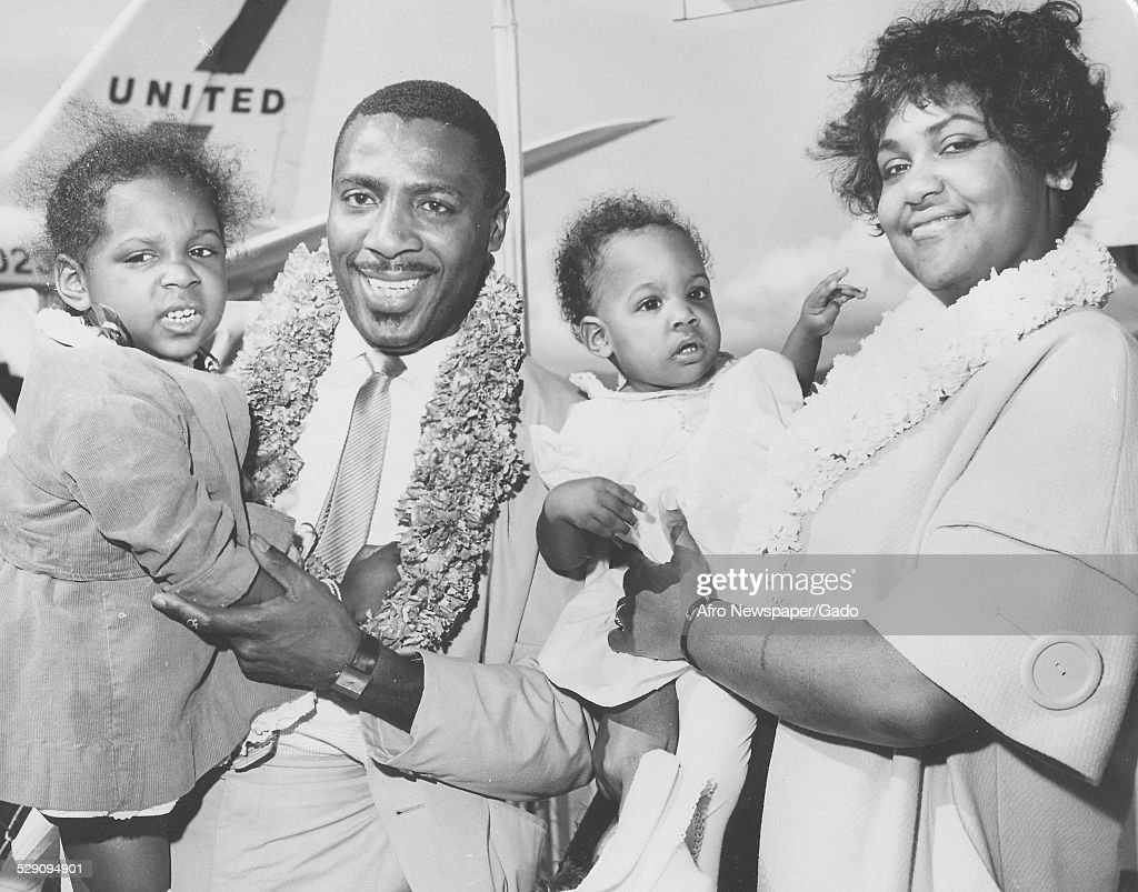 Dick gregory family
