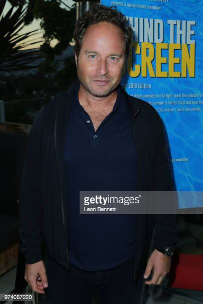 Writer Anders Bard attends Writers Guild Of America West Hosts Behind The Screen Summer 2018 Reception at The Roof On Wilshire on June 13 2018 in Los...