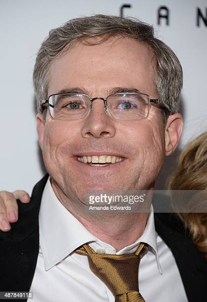 Writer Andy Weir attends the 'The Martian' premiere during the 2015 Toronto International Film Festival at Roy Thomson Hall on September 11 2015 in...